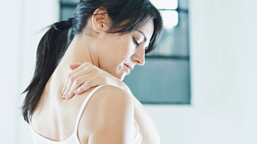 Auto Injury Treatment Livermore | Shoulder & Upper Back Pain